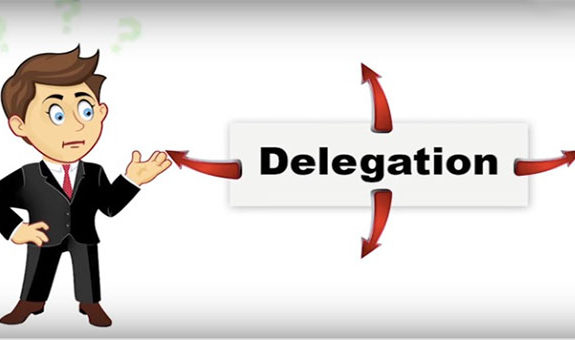 delegation of management paper